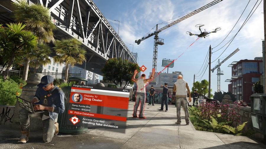 Watch Dogs 2 - Deluxe Edition Screenshot 4