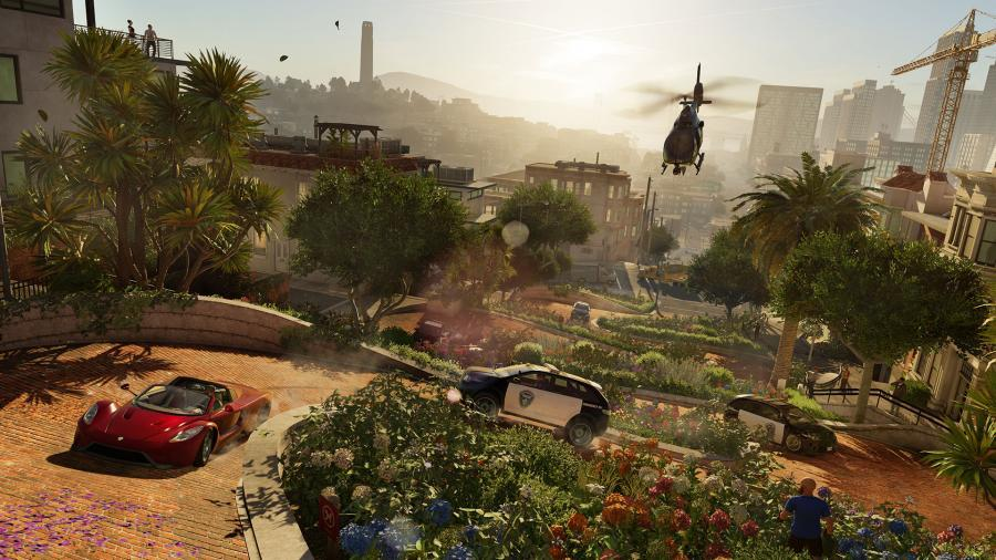 Watch Dogs 2 - Gold Edition Screenshot 2