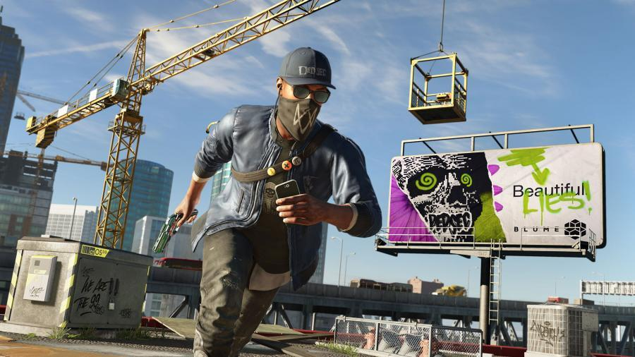 Watch Dogs 2 - Gold Edition Screenshot 1