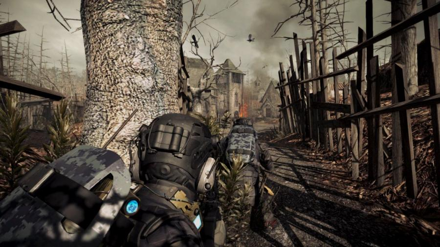 Umbrella Corps Screenshot 8