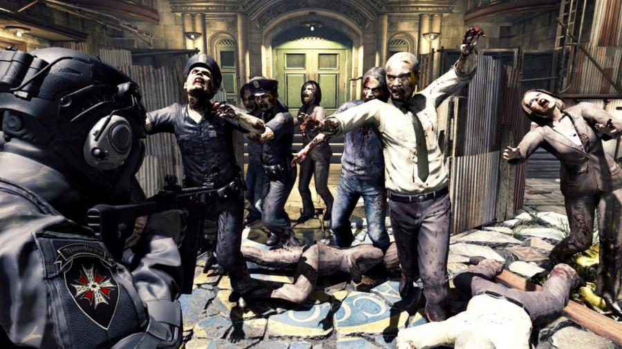 Umbrella Corps Screenshot 5