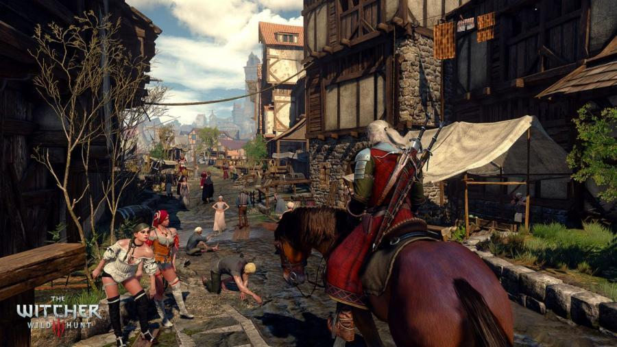 The Witcher 3 - Game of the Year Edition (GOG Key) Screenshot 3