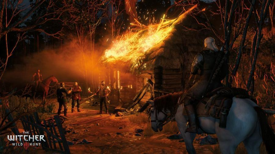 The Witcher 3 - Game of the Year Edition (GOG Key) Screenshot 8