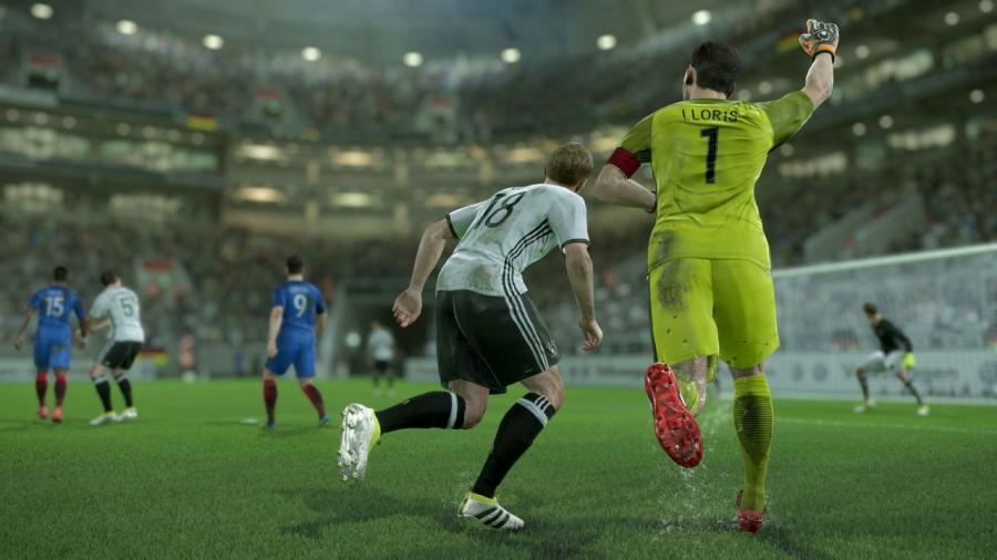 Pro Evolution Soccer 2017 Screenshot 6