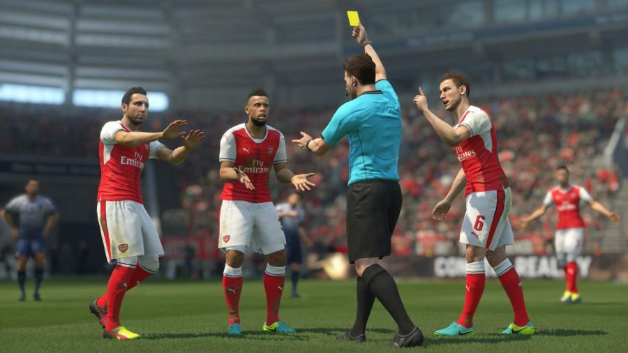 Pro Evolution Soccer 2017 Screenshot 4