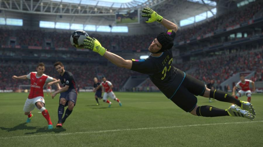 Pro Evolution Soccer 2017 Screenshot 8