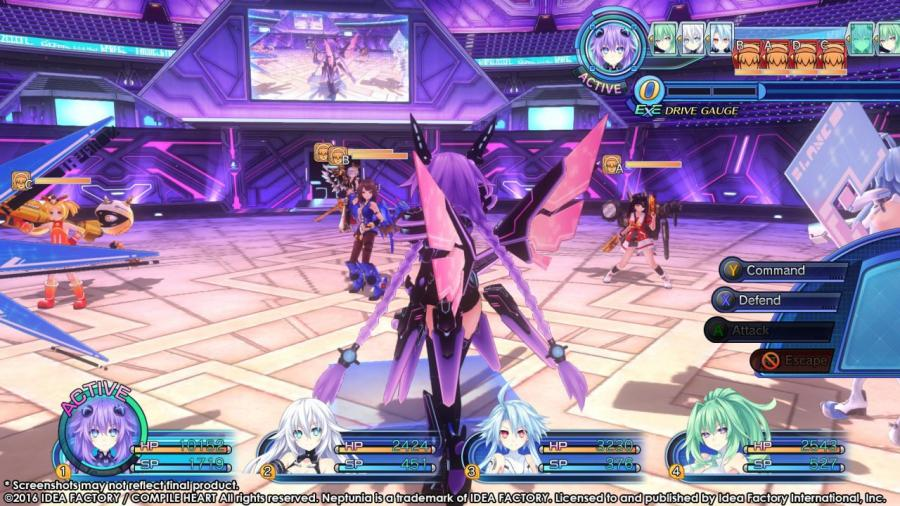 Megadimension Neptunia VII - Steam Geschenk Key Screenshot 4