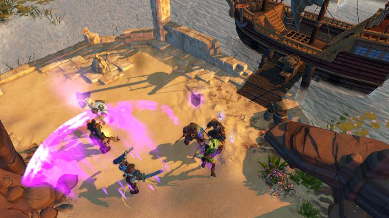 Champions of Anteria Screenshot 2