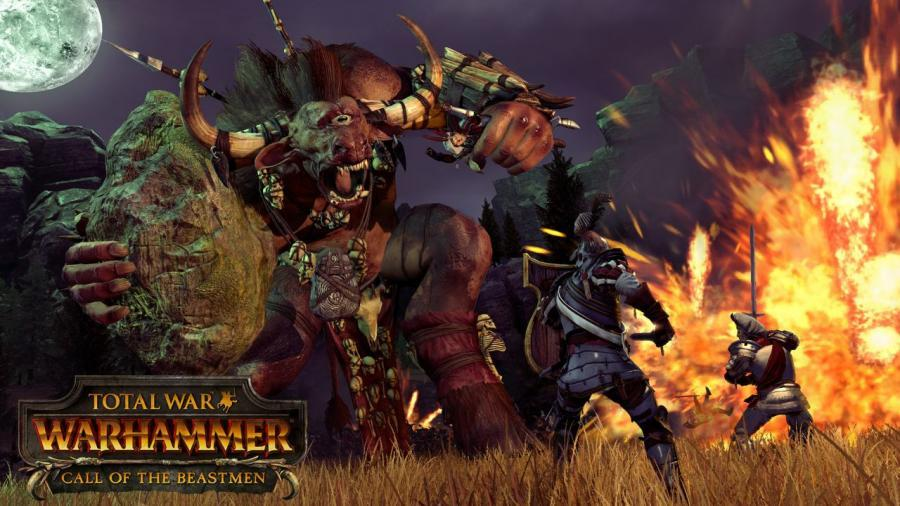 Total War Warhammer - Call of the Beastmen DLC Screenshot 2
