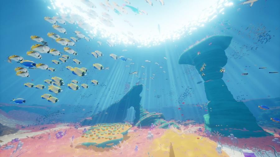 Abzu - Steam Geschenk Key Screenshot 1