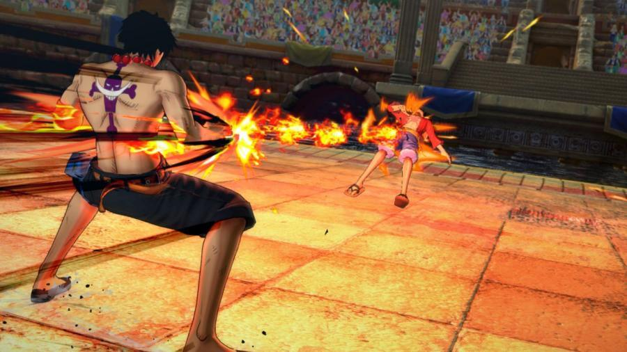 One Piece Burning Blood - Gold Edition Screenshot 7