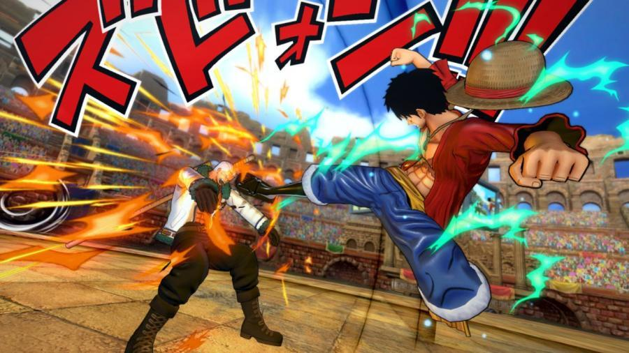 One Piece Burning Blood - Gold Edition Screenshot 1
