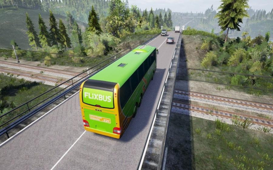 Der Fernbus Simulator Screenshot 9