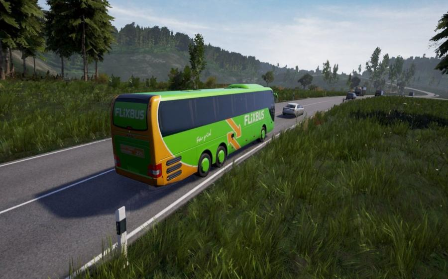 Der Fernbus Simulator Screenshot 4