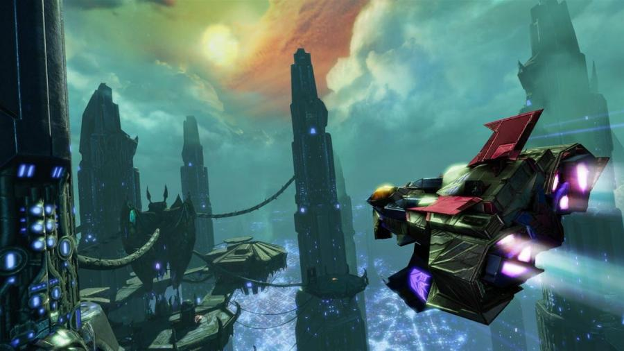 Transformers Fall of Cybertron - Xbox One Account Unlock Screenshot 6