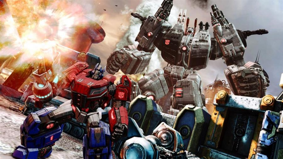 Transformers Fall of Cybertron - Xbox One Account Unlock Screenshot 3