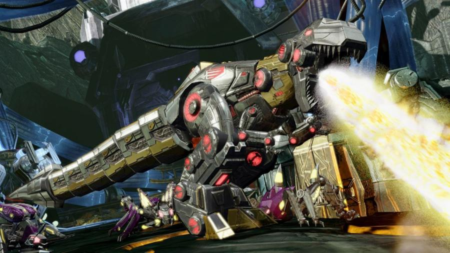 Transformers Fall of Cybertron - Xbox One Account Unlock Screenshot 4