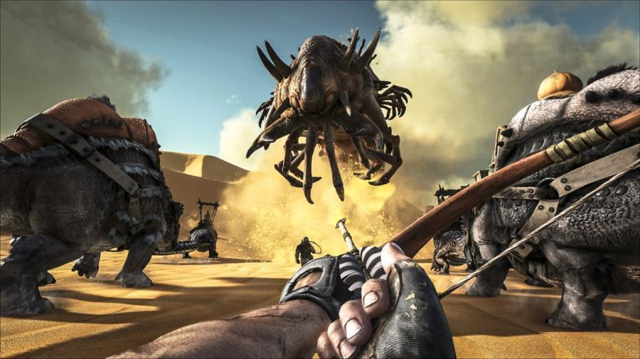 ARK - Scorched Earth Expansion Pack (Steam Geschenk Key) Screenshot 3