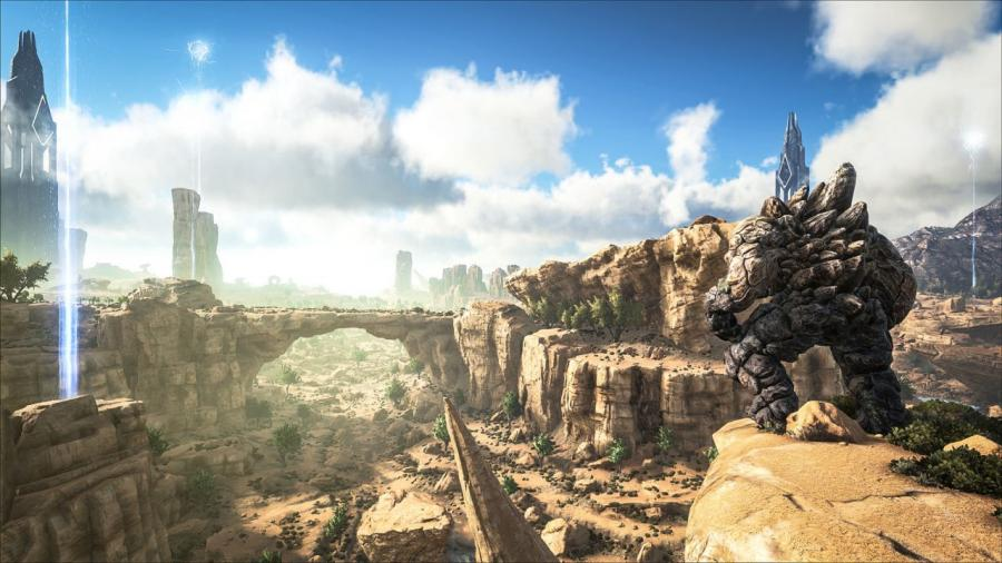 ARK - Scorched Earth Expansion Pack (Steam Geschenk Key) Screenshot 1