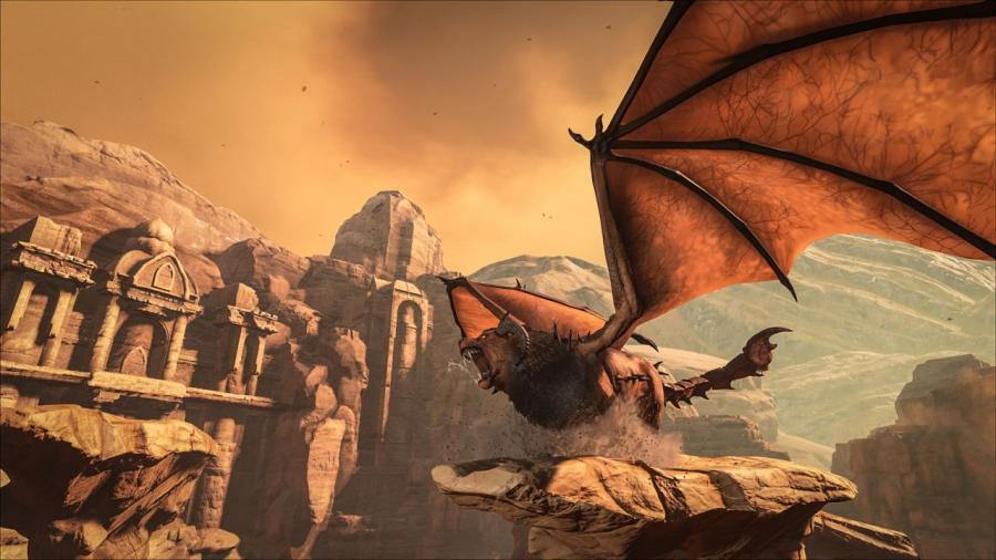 ARK - Scorched Earth Expansion Pack (Steam Geschenk Key) Screenshot 5