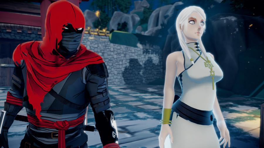 Aragami Screenshot 3