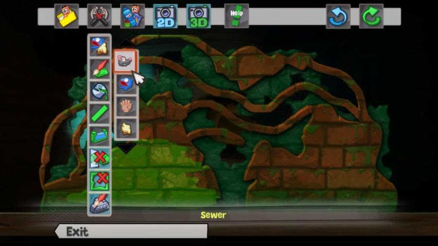 Worms Revolution - Steam Geschenk Key Screenshot 8