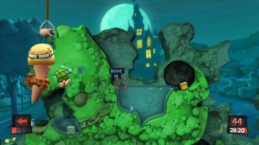 Worms Revolution - Steam Geschenk Key Screenshot 3