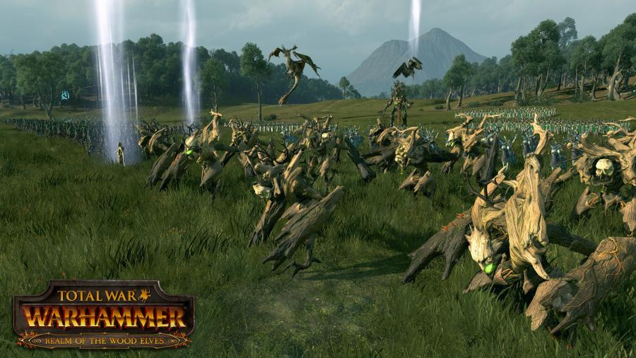 Total War Warhammer - Realm of the Wood Elves (Steam Geschenk Key) Screenshot 7