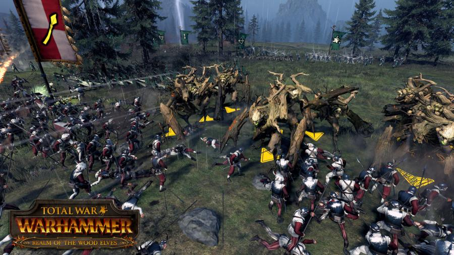 Total War Warhammer - Realm of the Wood Elves (Steam Geschenk Key) Screenshot 8