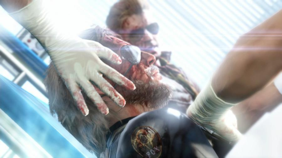 Metal Gear Solid V - The Definitive Experience Screenshot 1