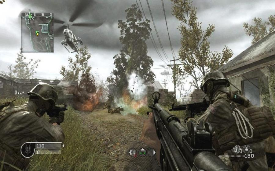 Call of Duty 4 - Modern Warfare (Steam Geschenk Key) Screenshot 2