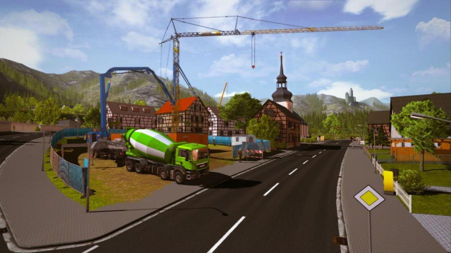 Bau-Simulator 2015 - Steam Geschenk Key Screenshot 8