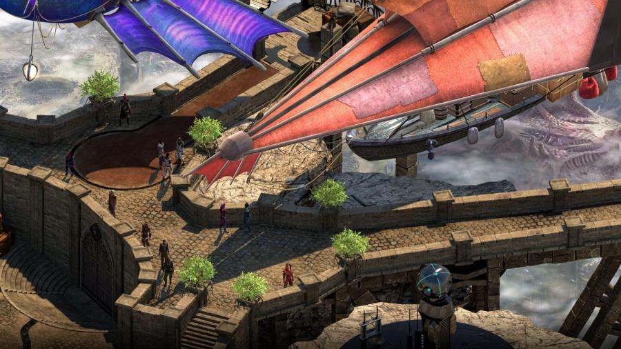 Torment - Tides of Numenera Screenshot 2