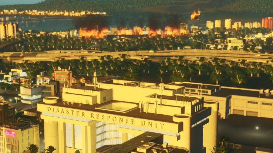 Cities Skylines - Natural Disasters (Addon) Screenshot 4