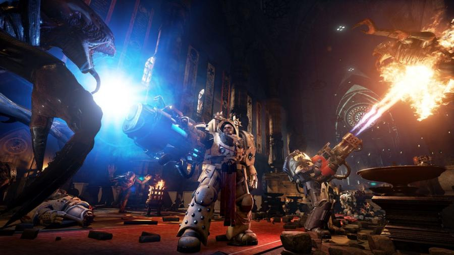 Space Hulk - Deathwing Screenshot 2