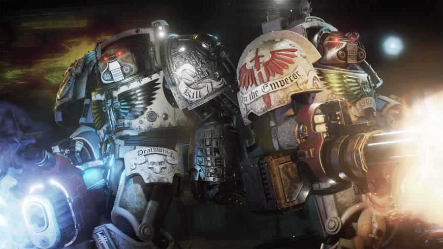 Space Hulk - Deathwing Screenshot 1