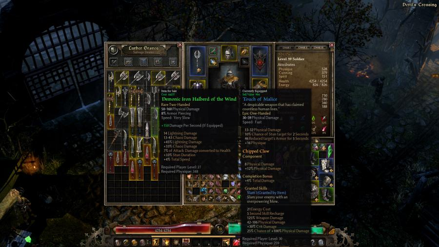 Grim Dawn Screenshot 7