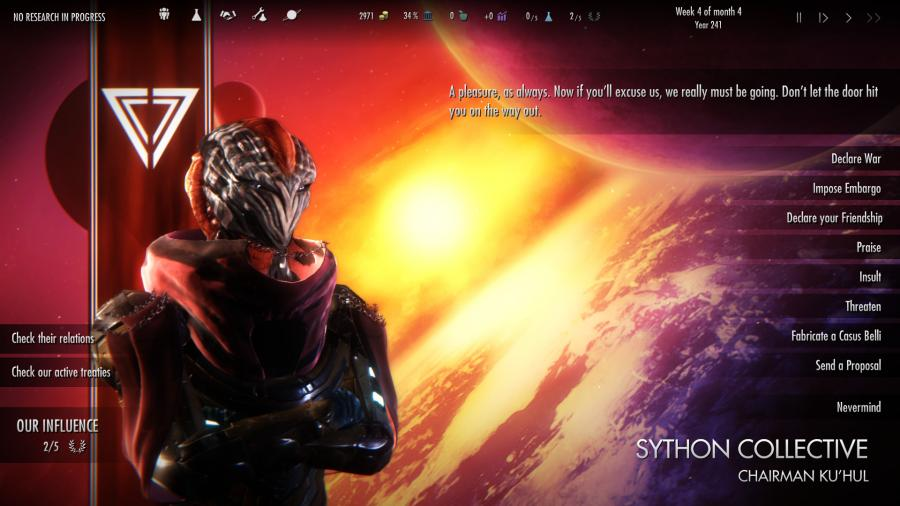 Dawn of Andromeda Screenshot 4