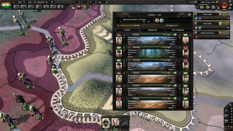 Hearts of Iron IV - Together for Victory (Addon) Screenshot 8