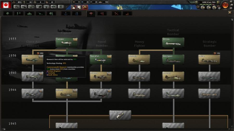 Hearts of Iron IV - Together for Victory (Addon) Screenshot 7