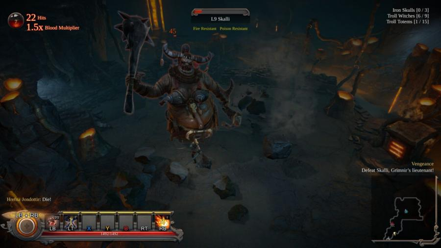 Vikings - Wolves of Midgard Screenshot 7