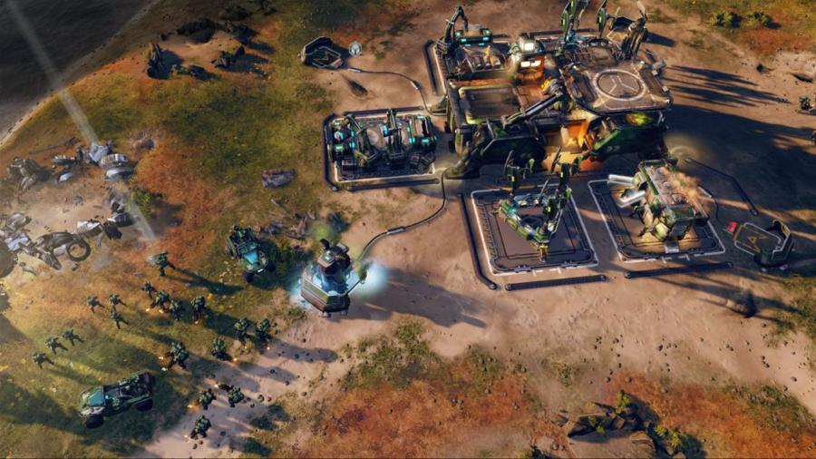 Halo Wars 2 (Xbox One / Windows 10) Screenshot 1