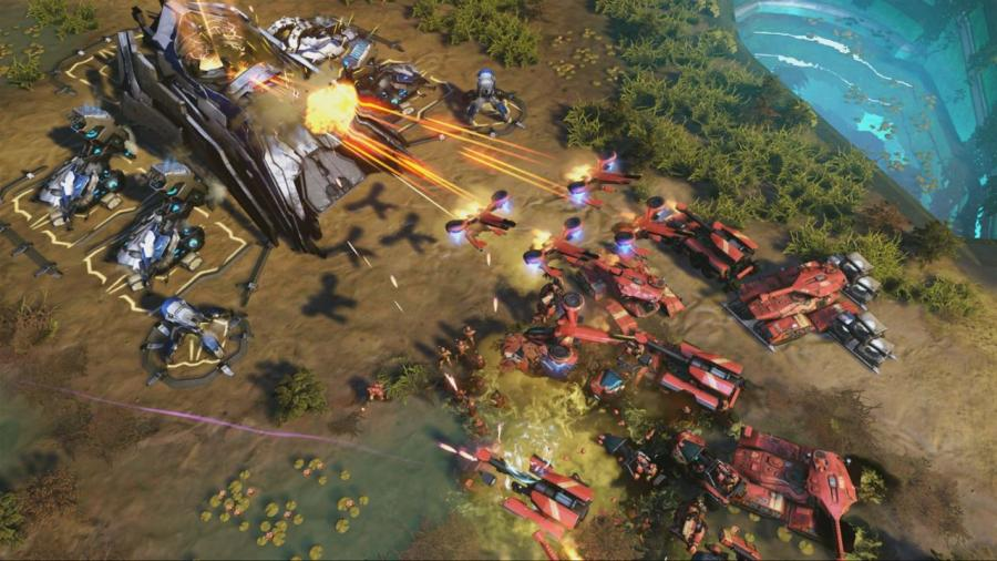 Halo Wars 2 (Xbox One / Windows 10) Screenshot 6