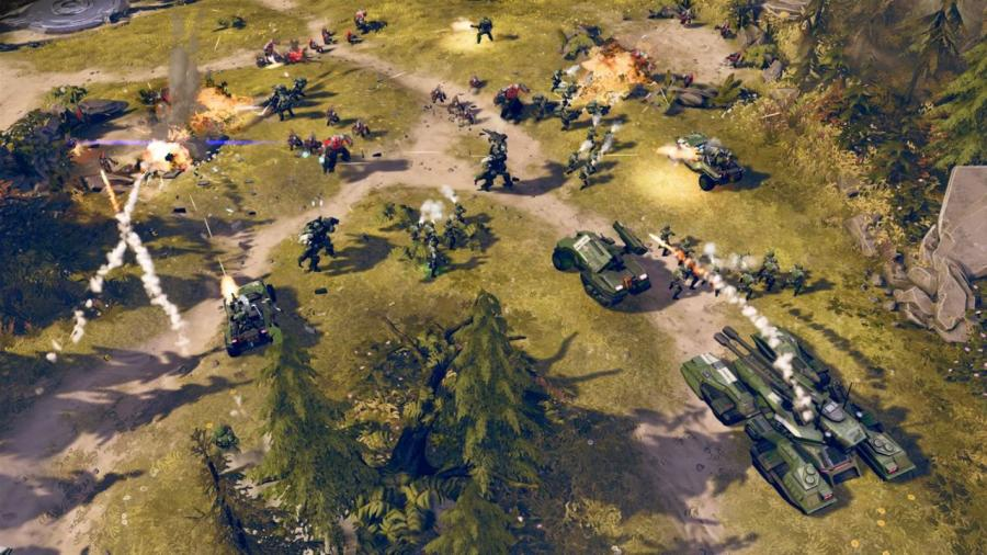 Halo Wars 2 (Xbox One / Windows 10) Screenshot 2