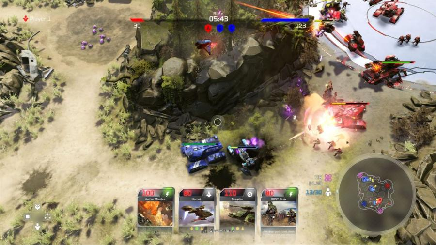 Halo Wars 2 (Xbox One / Windows 10) Screenshot 7