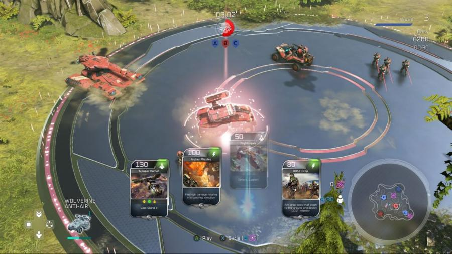 Halo Wars 2 (Xbox One / Windows 10) Screenshot 5