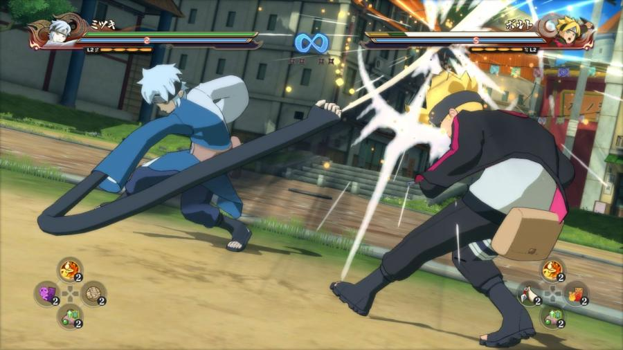 Naruto Shippuden Ultimate Ninja Storm 4 - Road to Boruto (Addon) Screenshot 4