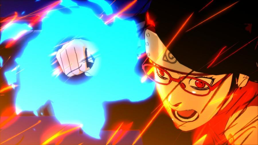 Naruto Shippuden Ultimate Ninja Storm 4 - Road to Boruto (Addon) Screenshot 3
