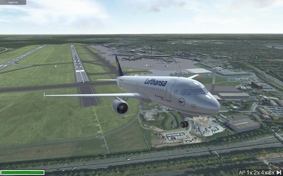 A320 Simulator - Ready for Take off Screenshot 3