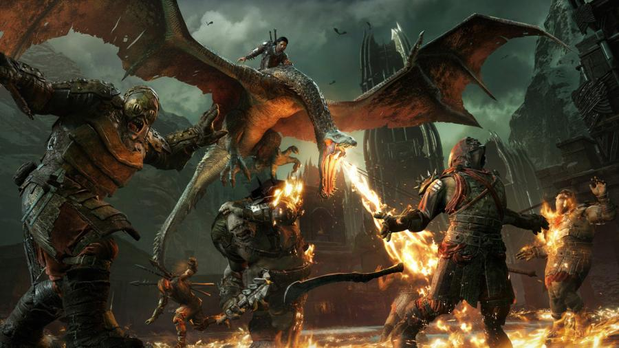 Mittelerde - Schatten des Krieges (Middle-Earth Shadow of War) Screenshot 3